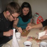 Constructing the Gingerbread House